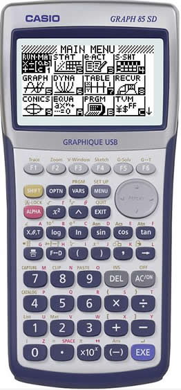 emulateur casio graph 35+