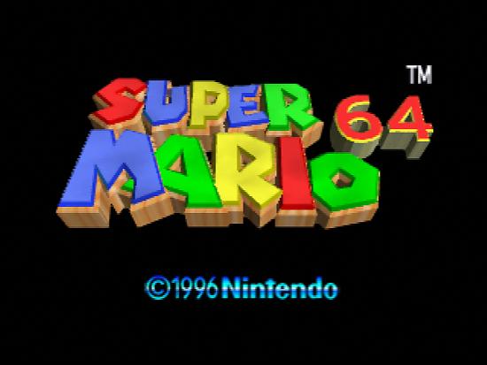 les jeux de project64 1.6