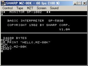 sharpmz80k