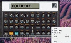 HP15C Desktop