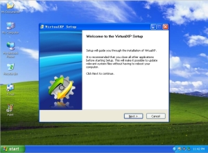 virtualxp