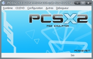 emulateur pcsx2