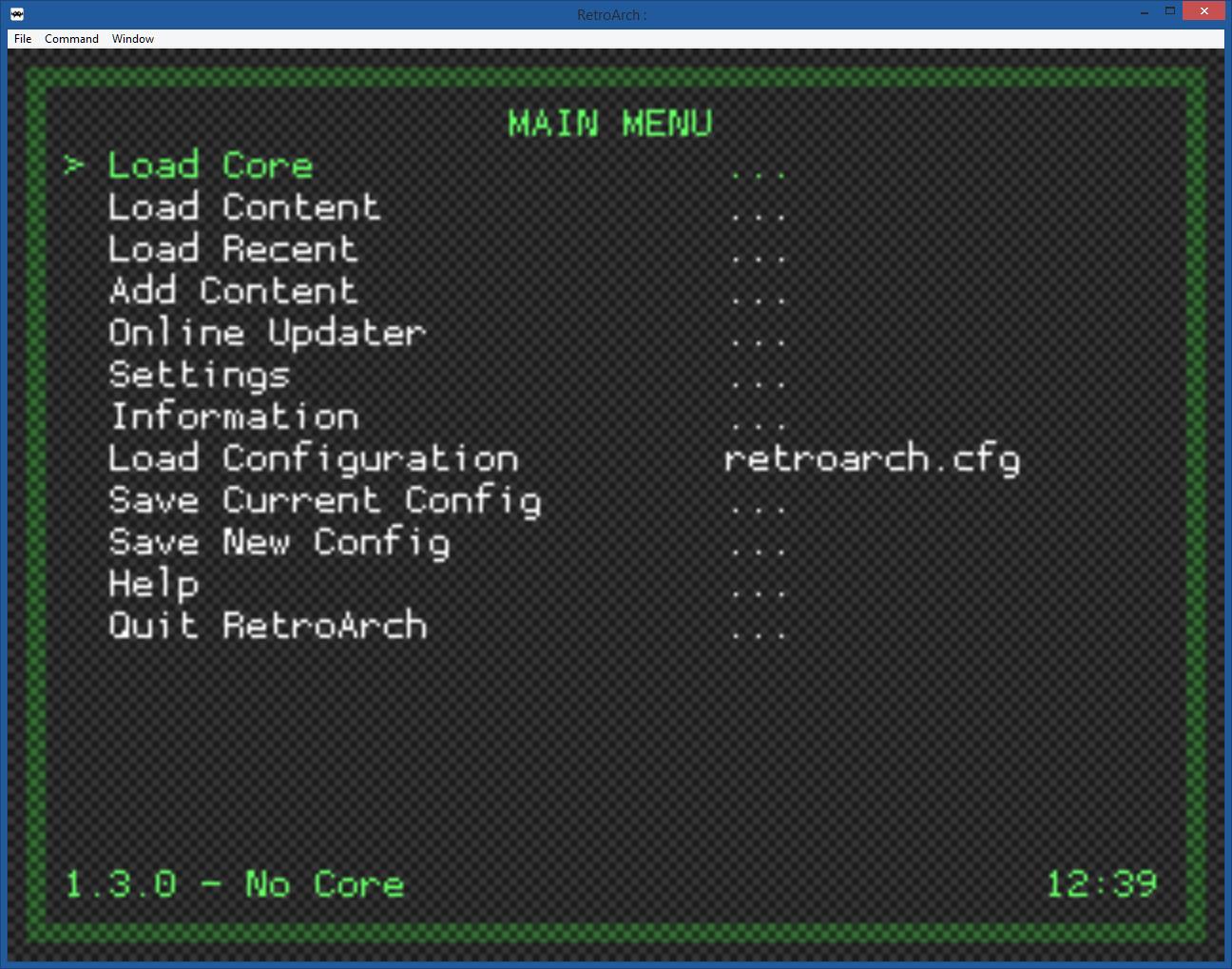 Multi-systemes] RetroArch v1 3 2 - Emu-France